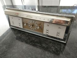 Sunbeam Kitchen Control Panel Timer Clock 4 Outlets And Light Very Rare