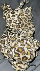 Official Ty Beanie Baby Freckles Leopard Used 1996 Vintage Classic Collectible P