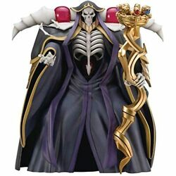 Fnex Over Lord Iii Ainz Ooal Gown 1/7 Pvc Figure W/ Tracking New
