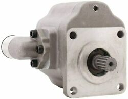 New Complete Tractor 1401-1194 Hydraulic Pump For John Deere 110 Compact Loader