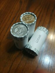 Unsearched Dollar Coins Bu/circulated Loomis Rolls 1x Roll