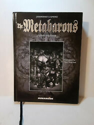 The Metabarons Ultimate Collection Humanoids Hard Cover - Free Shippping
