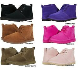 New Authentic Ugg Womenand039s Winter Boots Shoes Neumel Black Chestnut Pink Olive +
