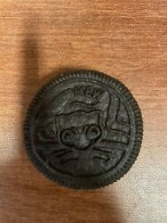 Mew Oreo Cookie With All 15 Other Collectible Oreos And An Unopened Pack