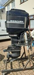 Mercury 100 Hp Outboard [ Speedboat Fishing Boat Dory Bow Rider ]