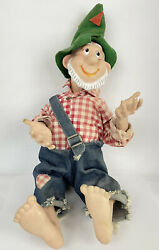 Vintage Collectible Mountain Dew Willy The Hillbilly Mascot From The 1960s