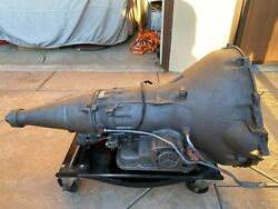 1968 1969 1970 Shelby C-6 R Transmission With Steel Tail Shaft - Rebuilt - Rare