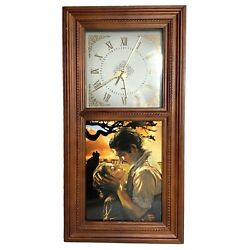 Bradford Exchange Gone With The Wind Clock A Timeless Classic Limited Edition