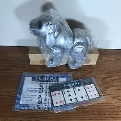 Brand New Tekno Robotic Puppy 2000 Manley Toy Quest