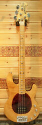 Used 1996 Music Man Sting Ray 20th Anniversary Electric Bass 1 H W/hsc