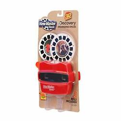 Basic Fun View Master Classic Viewer With Reels Discovery Endangered Species