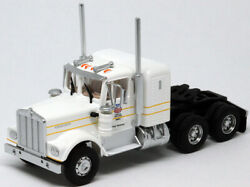 Athearn Ho Kw Kenworth Truck Tractor Union Pacific Up White 1/87 Ath41067 New