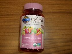 Garden Of Life My Kind Womenand039s Multi Organic Berry 120 Gummy Drops 9/2022