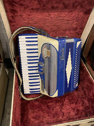 Crown Accordion Made In Italy