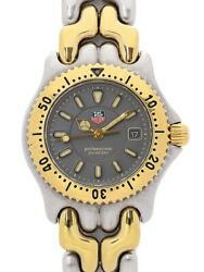 Tag Heuer Battery Replaced S/el Cell Series Professional 200 Wg1320-ba0471 Women