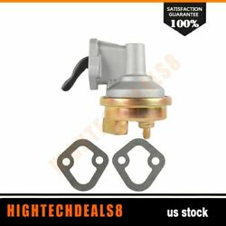 For Small Block Chevy 350 327 383 400 Muscle Car Mechanical Fuel Pump