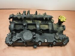 Jeep Liberty Kj 2005 2.8 Crd Diesel Cylinder Head Cover Core For Parts Only