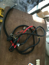 Bmw Z3 1999-2002 Oem Roadster Coupe Positive Battery Cable Plus Pole