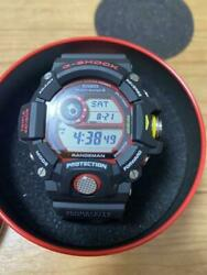 G-shock Emergency Firefighting Support Team Collaboration