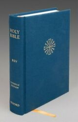 Revised Standard Version Catholic Bible Compact Edition 9780195288568