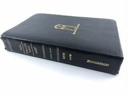 Zondervan Amplified Bible Classic Ampc 1987 Kjv Parallel Large Print Leather