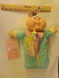 Cabbage Patch Kid Doll Hasbro Girl Cornsilk Sippin Baby Look At Pics 0000