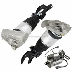 For Porsche Cayenne And Vw Touareg Front Shock And Strut Set