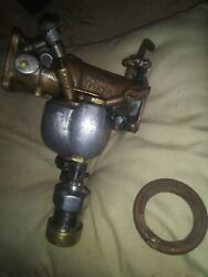 Linkert M88 Carberator Oem With Fuel Filter And Lever... Harley Indian