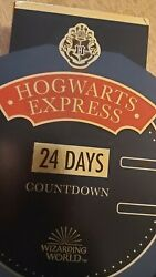 Harry Potter Hogwarts Express Cosmetic And Toiletries Advent Calendar By... GBP 33.00