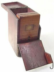 Ca. 1870-1910 A. Gaiffe Paris Quack Electrotherapy Shock Medical Device + Extra