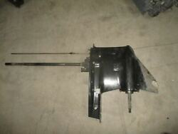 Suzuki Df250 250hp Outboard Lower Unit With 30 Shaft