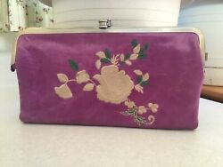 Hobo International Lauren GORGEOUS COLOR amp; EMBROIDERY $80.00