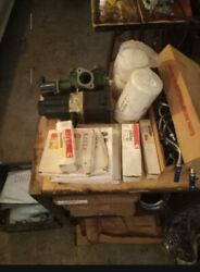 Lot Of Diesel 18 Commercial Truck Parts