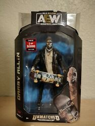 Darby Allin Chase Figure 1/5000