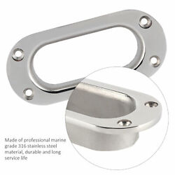 Stainless Steel Hawse Hawse Pipe 316 Stainless Steel Boat Hawse Cable Guide