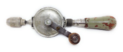 Antique Yankee 1530 Hand Drill North Bros Mfg Co. Egg Beater Patand039d 1912 Cp