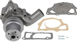 155911as 155911asv Water Pump W/ Pulley Fits Oliver Tractor 1600