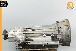 Mercedes W221 S550 Cl550 4matic 7g Automatic Transmission 722.961 Remanufactured