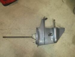 Yamaha 25hp 4 Stroke Outboard Lower Unit With 15 Shaft