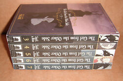 The Girl From The Other Side Siuil A Run Vol. 34567 Manga Set English