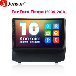 Dab+ Android 10 Car Stereo Gps Navigation Radio Player For Ford Fiesta 2009-2011