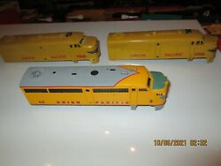 Lionel Ho Scale- 3 -union Pacific Alco Diesel Engine Shells sale Reduced
