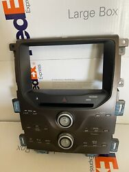 Ford Edge 2011 Radio Control Panel Bt4t-18a802-bn Used Oem Nice Condition
