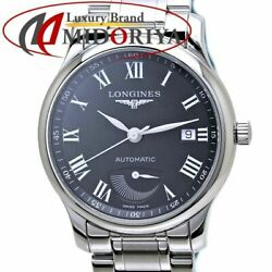 Longines Master Collection [finished] [buy And03917 Years] Power Reserve L2.708.4.51.