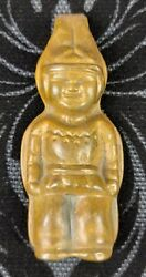 Buffalo, Ny I. Head Figural Beer Ale Bottle Opener Iroquois Beverage Corp. 50's