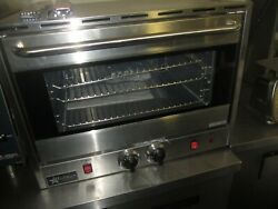 Star Manufacturing Ccoh-3, Holman Countertop Half-size Electric Convection Oven,