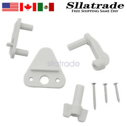Fit Marine Universal Pontoon Replacement Boat Gate/door Latch Hinged