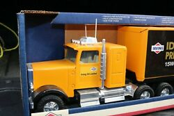 Nylint Toys No 345-ic Irving Tractor Trailer - Made In Usa - Boxed