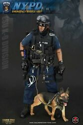 1/6 Soldier Story 10th Anniversary Nypd Figure No.ss101