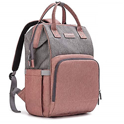 Diaper Bag Backpack Nappy Bag Upsimples Baby Bags for Mom and Dad Maternity Diap $40.11